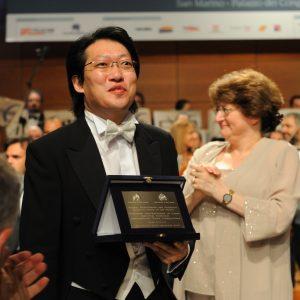 Premio Gradimento del Pubblico_ Hee Do An baritono Corea