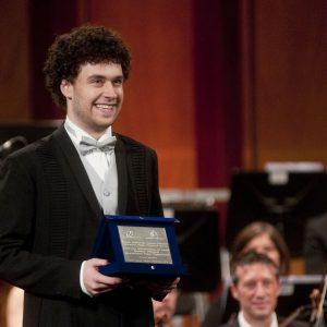 Premio musica da CameraOratorio - Davide Giusti Tenore (italia)