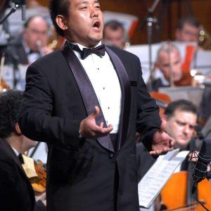 terzo exaequo Jun Mo yang baritono Corea del Sud