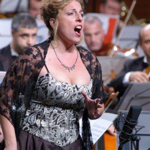 terzo premio exaequo Virginia Wagner Soprano Argentina